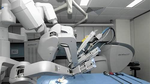 微型手术机器人
