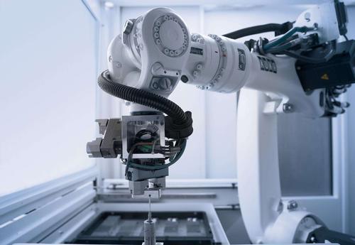 工业机器人增长趋势势不可挡。工业电缆需求正在上升