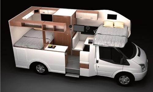 蓝青松:中国房车市场有百倍增长空间
