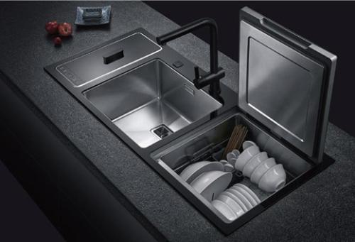 方太水槽洗碗机Z5发布  携手国美开创水槽洗碗机行业新纪元