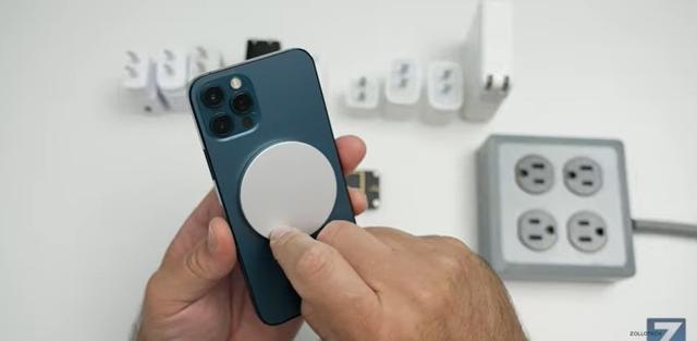 MagSafe充电器要想以15W全速充电,目前只能用苹果20W电源适配器
