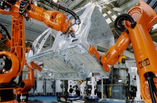 机器人概念走强 国产机器人或迎快速扩张
