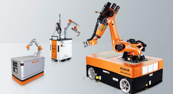 """上市大潮下,移动机器人产业链的""""新故事"""""""
