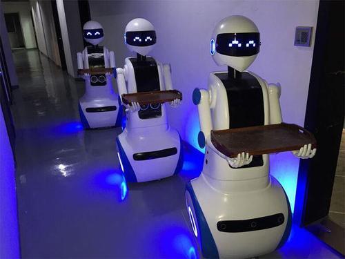 """""""闯""""""""创""""""""干""""!中智卫安与深圳科卫勇于创新 深度赋能机器人产业生态圈"""