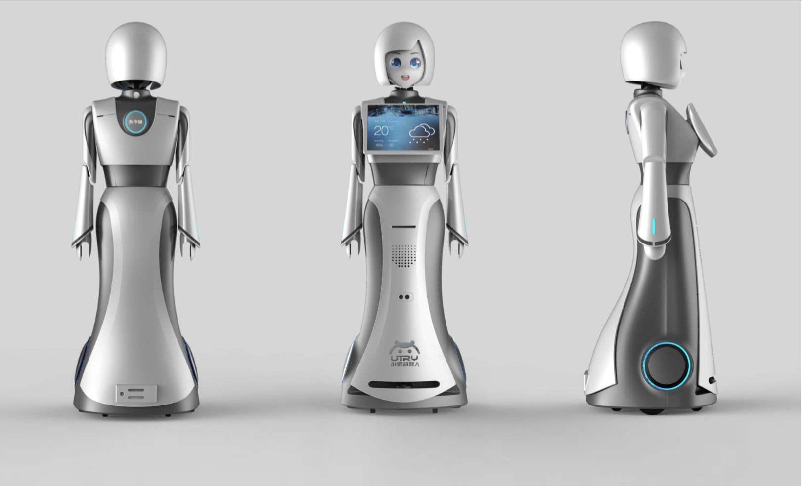 服务机器人记录:全球销售额增长32% -- 国际机器人联合会报告