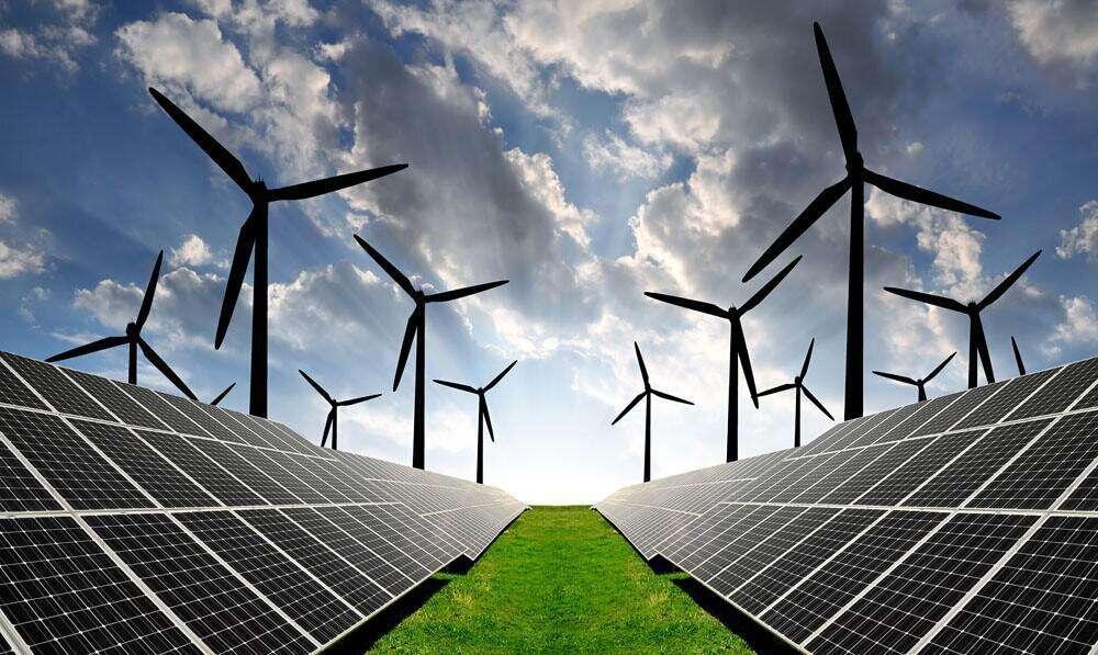1-9月 我国基建新增太阳能发电量1771万千瓦