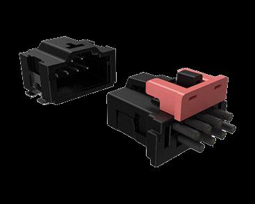 身材更小,功能更强!适用于汽车应用的Minitek MicroSpaceXS™连接器
