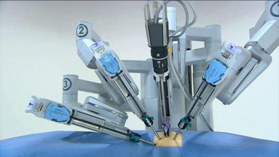 人工智能+医疗机器人将进一步提高医疗效率