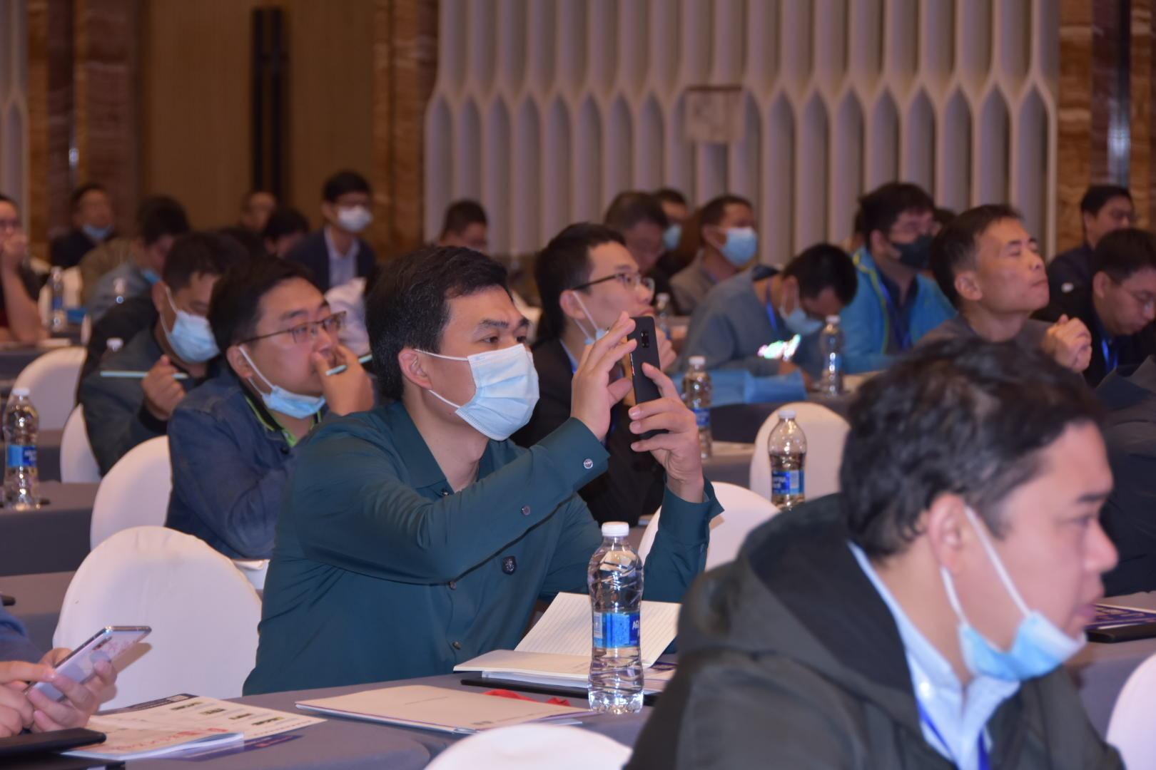 2020宁波家电电源与智能控制技术大会圆满落幕