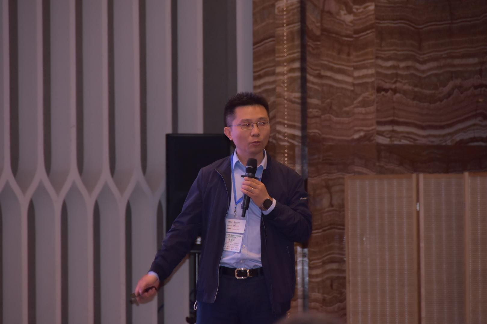 深圳必易副总裁 张波