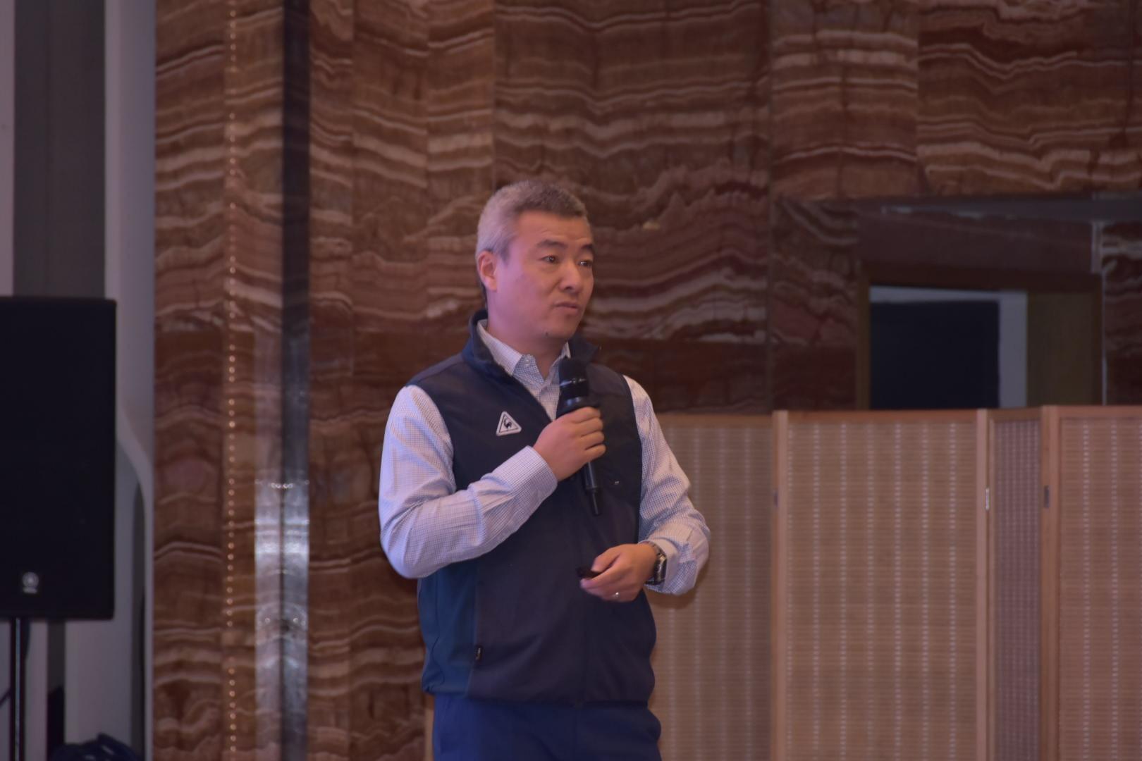 上海东软载波市场总监 杨晓俊