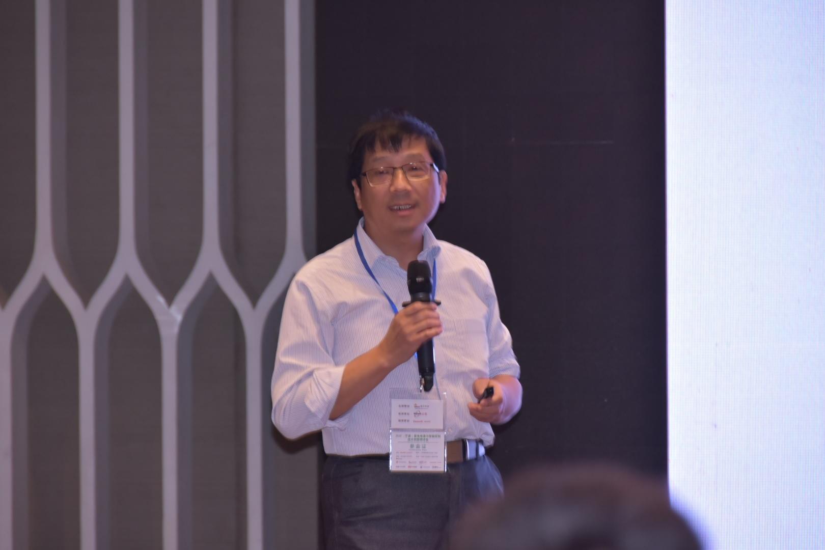 恩宁安全技术(上海)总工程师 徐强华