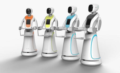 俄罗斯服务机器人生产企业数量居全球第二