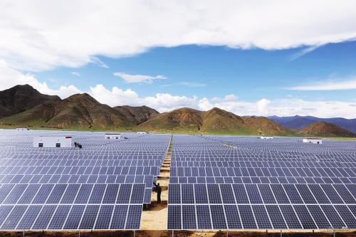 全球风能和太阳能发电份额到2040年可达45%