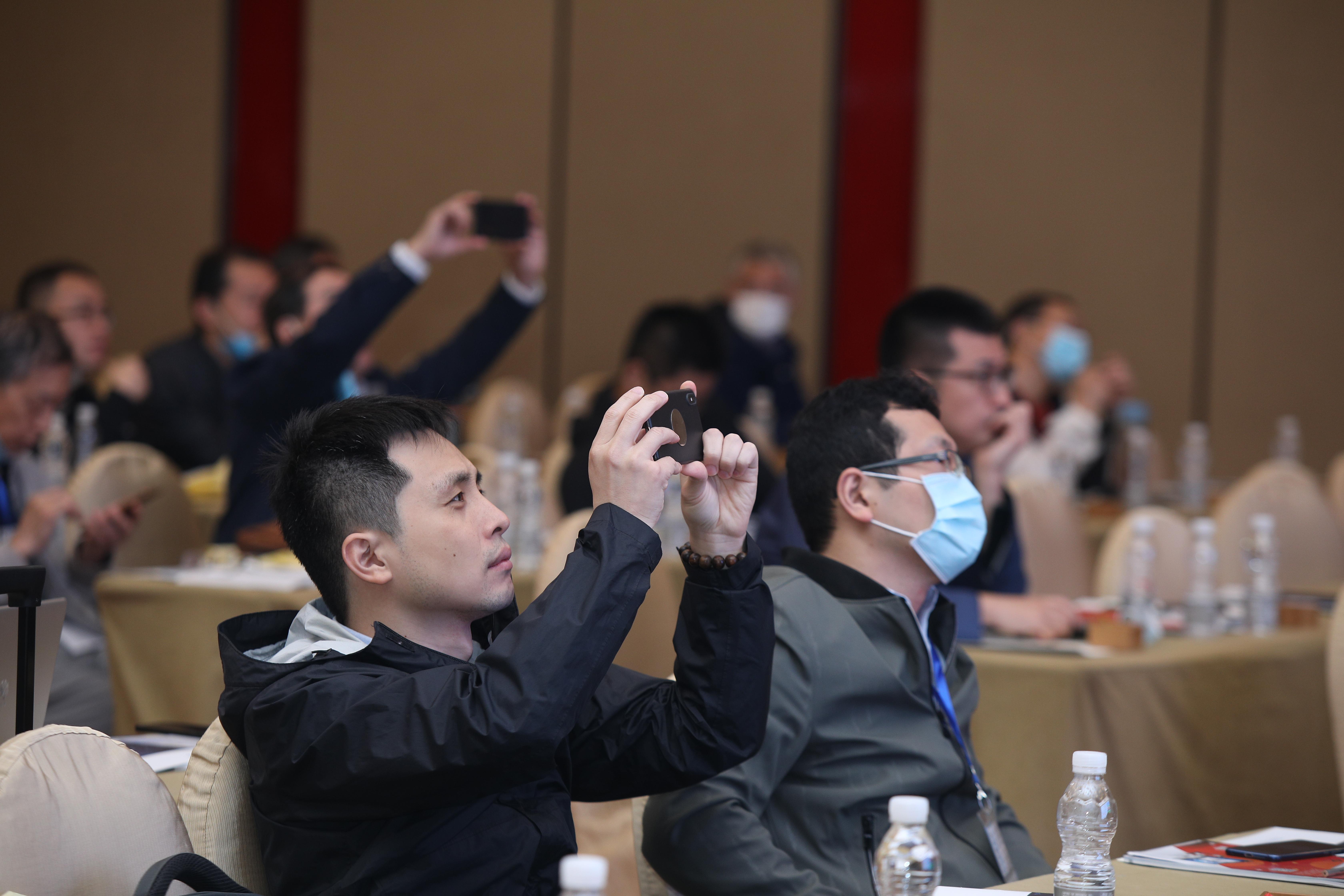 第九届上海新能源汽车核心技术大会圆满举办