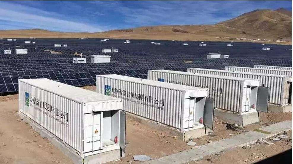 全国首座电网侧铅蓄式储能电站并网投运