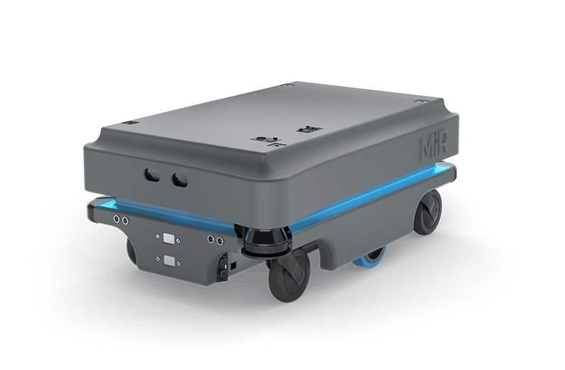 MiR自主移动机器人为企业提供高安全性的内部物流解决方案