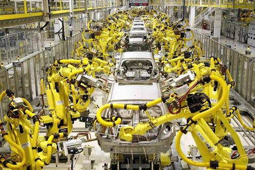 工业机器人需求强劲,我国连续七年成为全球第一大应用市场