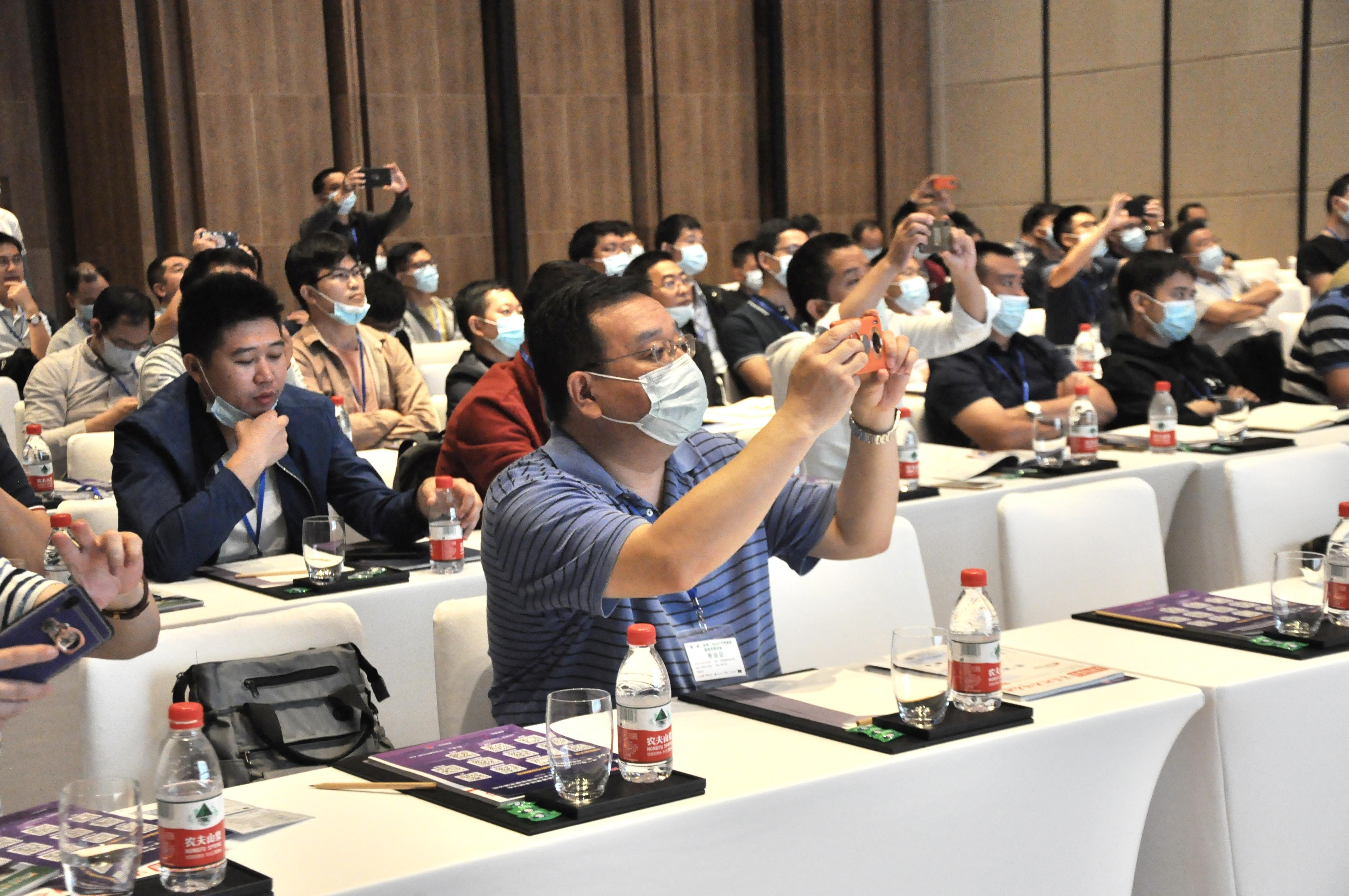 第二届电机前瞻技术与市场发展论坛圆满闭幕