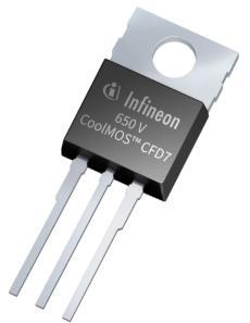 专为强化谐振拓扑运作性能打造,英飞凌推出全新650V CoolMOS™ CFD7