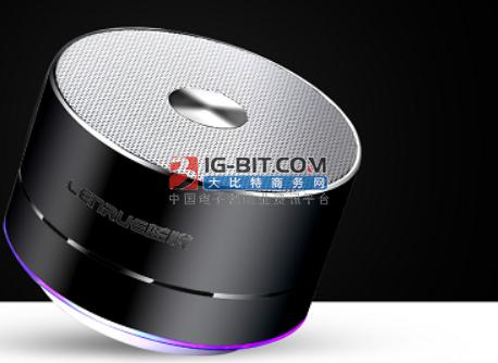 Anet(爱能特)3D打印最新款智能音箱外壳