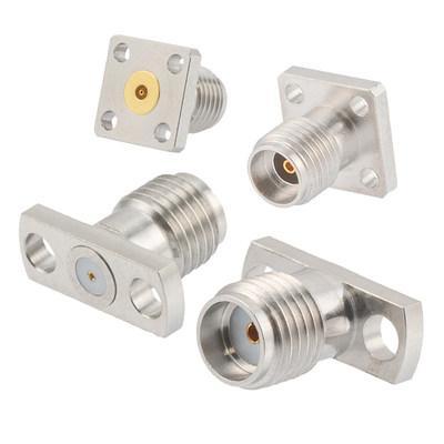 Pasternack推出新型现场可更换射频连接器