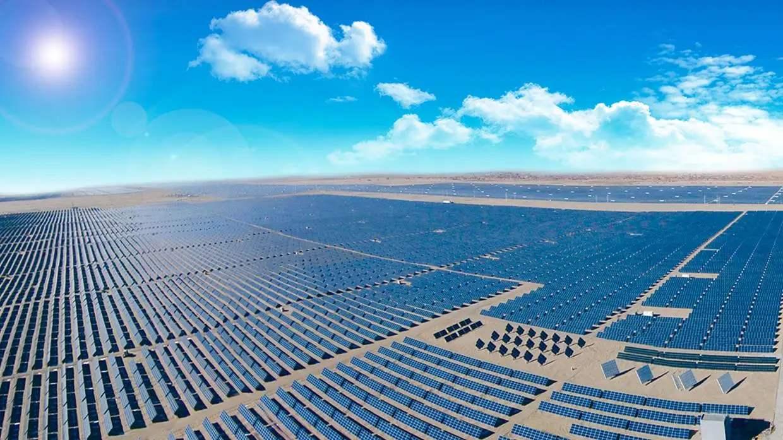 晶科科技收购阿布扎比1.2GW光伏电站20%股权