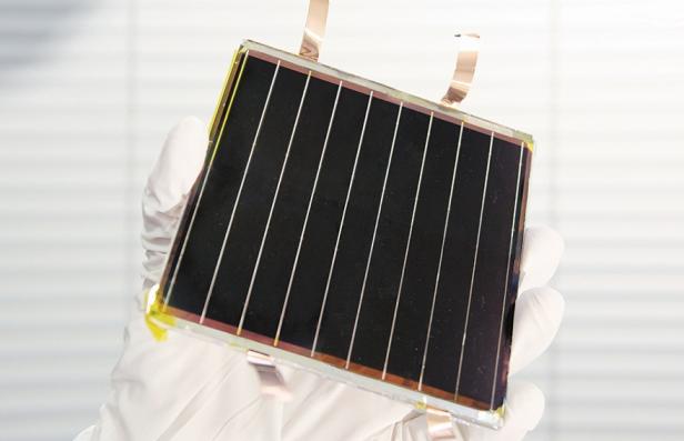 光伏新技术:斯坦福大学发明制造钙钛矿电池制造超快方法