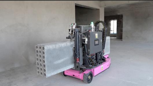 建筑机器人专委会成立 标准化引领智能建造落地应用