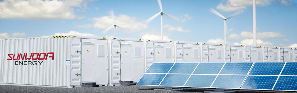 海辰新能源15GWh储能锂电池落户厦门