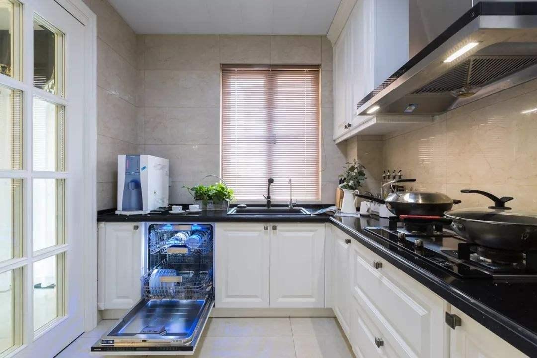 格兰仕嵌入式洗碗机 健康和高品质生活的新选择