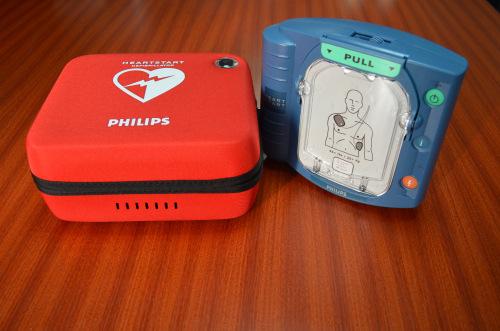 京港地铁4号线及大兴线完成自动体外除颤仪(AED)配置