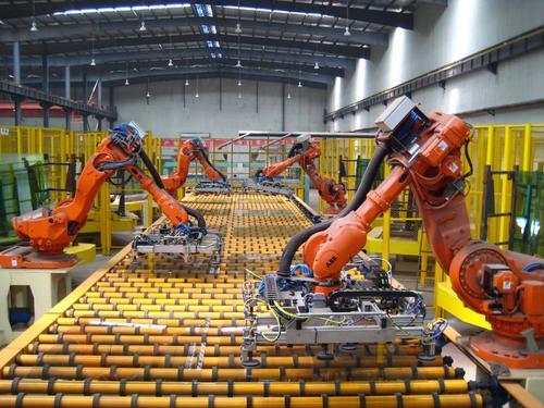 工信部:前十月全国工业机器人产量约18.34万台