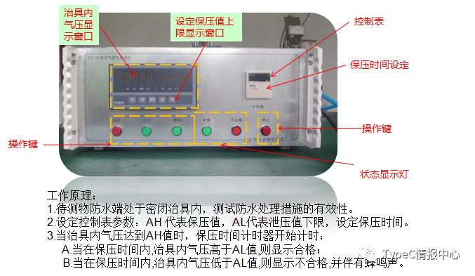 Type-C接口开始增加防水检测要求
