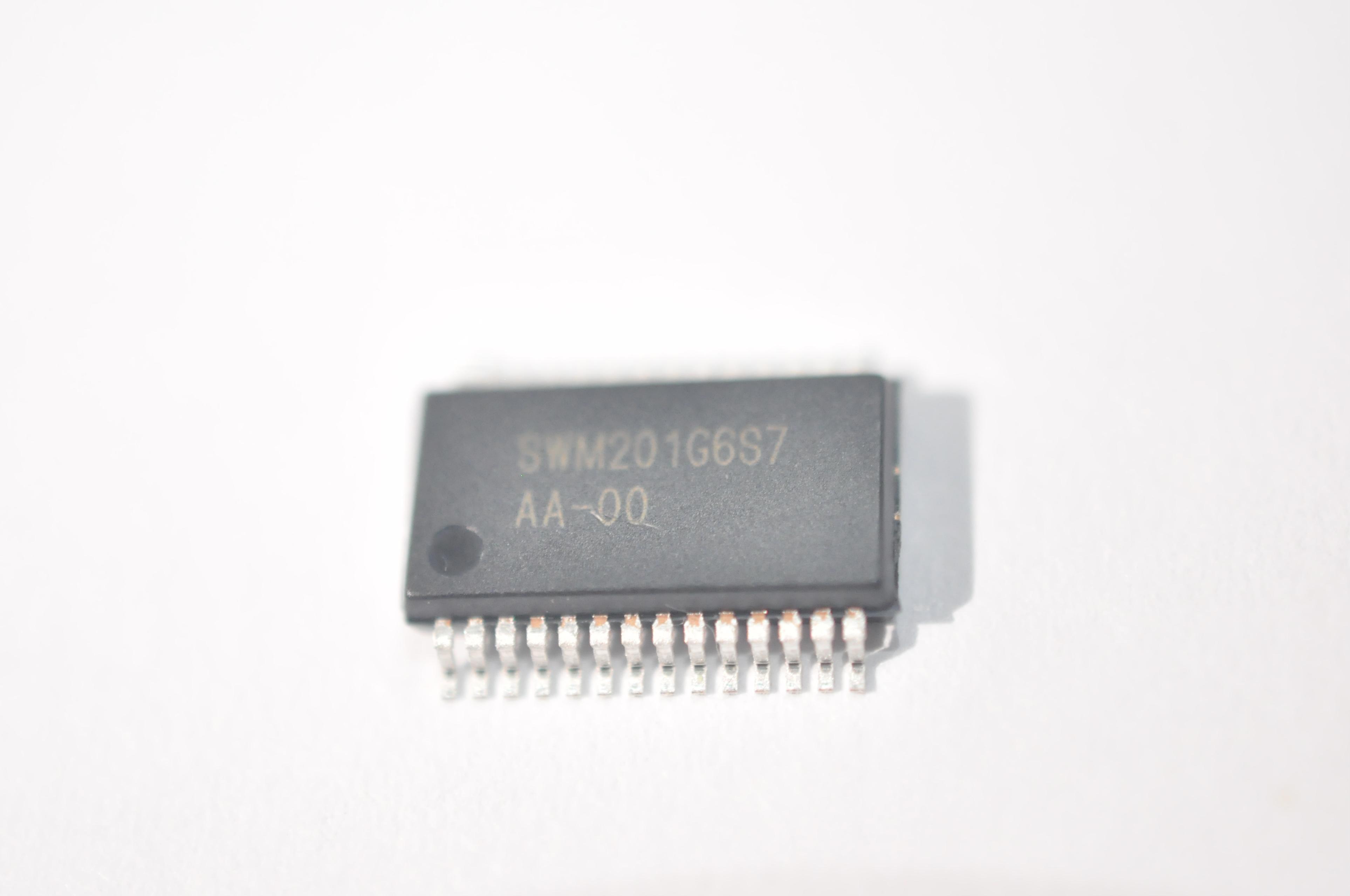 华芯微特SWM201系列MCU为电机驱动带来新价值