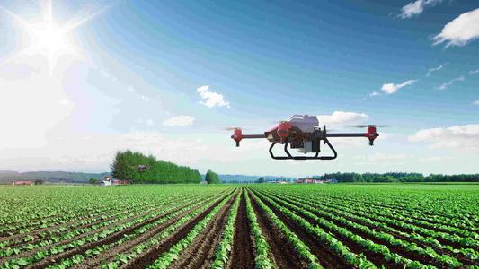 极飞发布最新一代的农业科技产品和应用场景