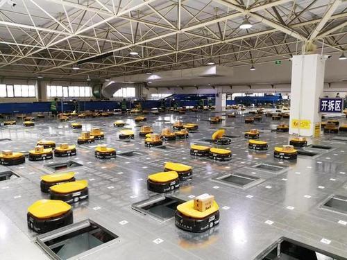 上海机器人产业园又迎重磅项目开工,将建起物流机器人全产业链