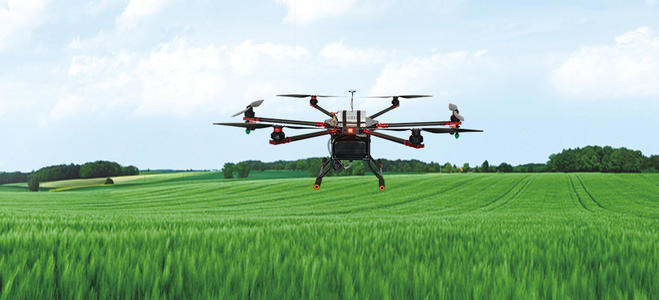 无人机企业进军农业 农业无人化种植还有多远?