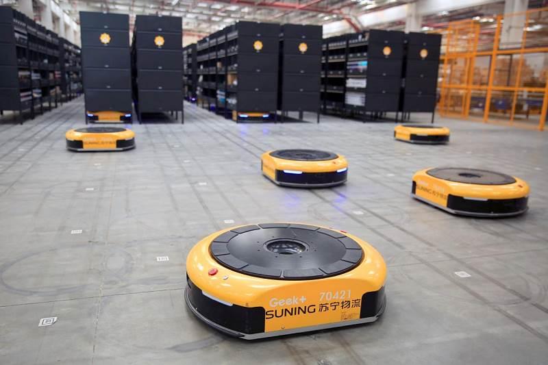 波士顿动力接受采访:物流机器人Handle是商业化重点