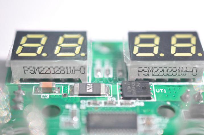 LCD数码管