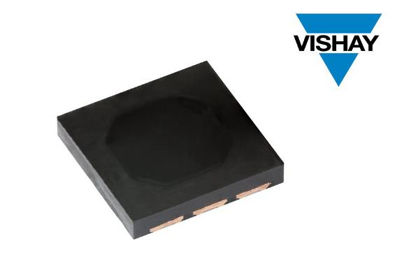Vishay推出业界首款表面贴装,经过汽车应用认证的四象限硅PIN光电二极管