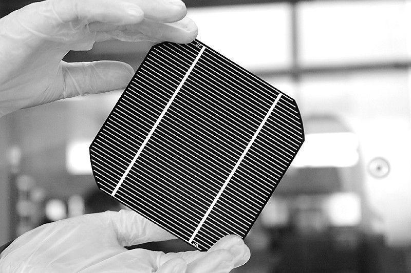 光伏企业密集扩产 协鑫集成43亿投资光伏电池项目