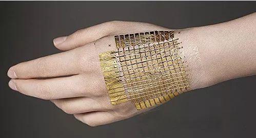 幂方科技研发便携式柔性传感器,助力人体健康识别