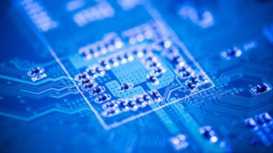 芯片产线全速运转