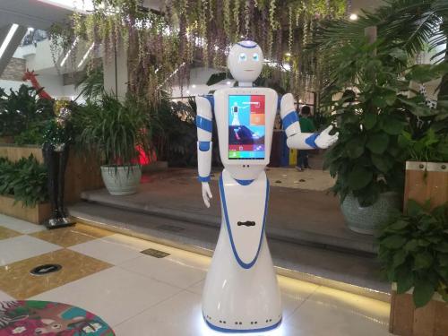 智能服务机器人公司擎朗智能完成数亿元C轮融资
