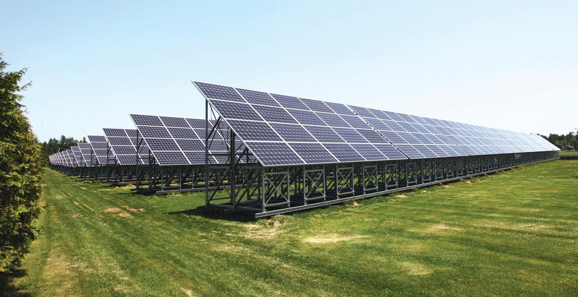 国内最大滩涂光伏发电项目首批光伏单元成功并网发电