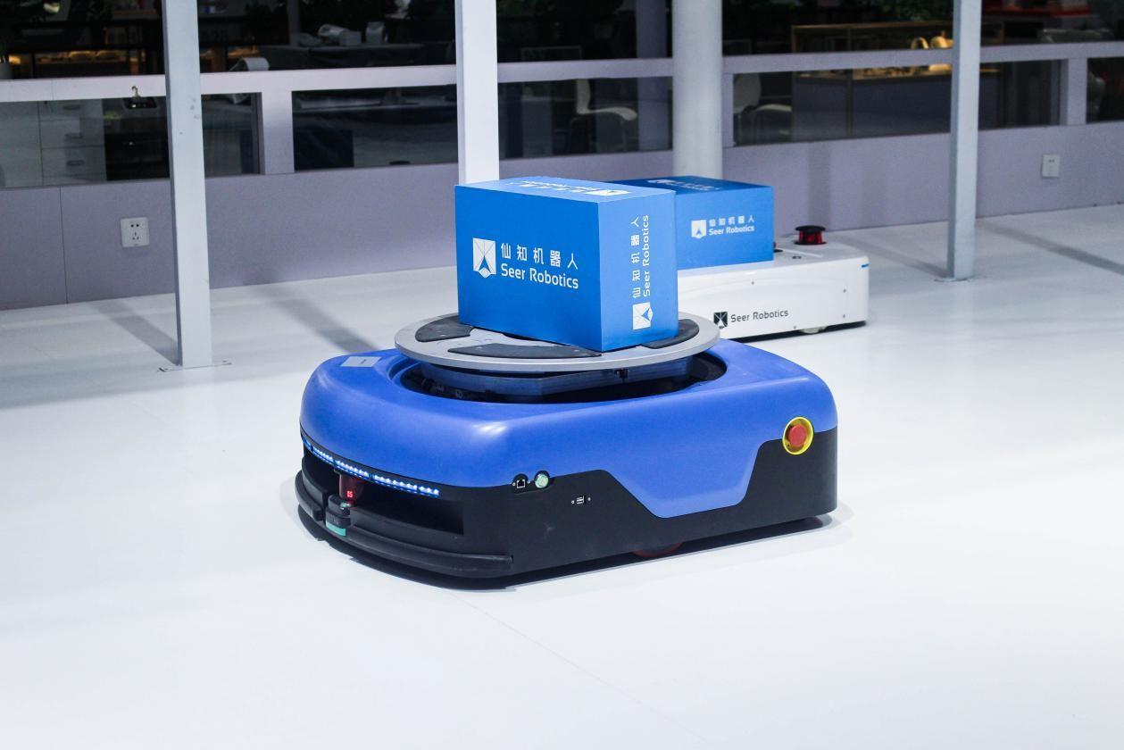 """海康机器人当选新宝电器""""潜力供应商"""",共创家电智能化未来"""