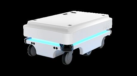 智能制造背景下 自主移动机器人赋能智能内部物流