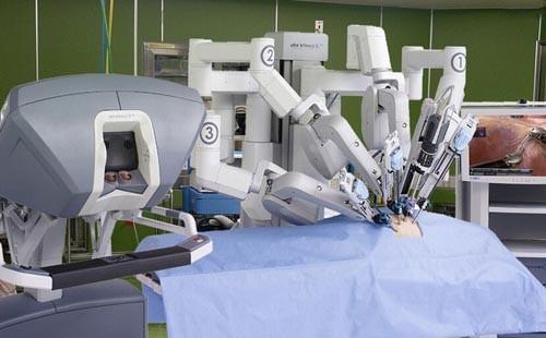 致力中国医疗机器人产业化,微创医疗机器人拟登科创板