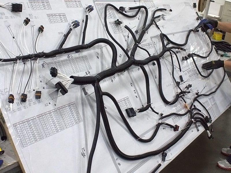 一起来了解汽车线束以及常见的方法